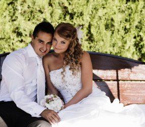 Fotografia novomanželov