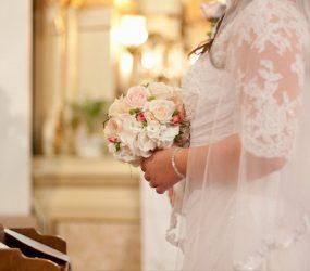 Malá svadobná kytica