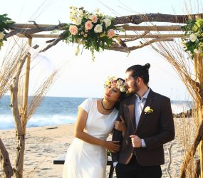 Svadba na pláži