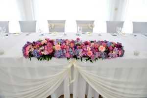 Svadobná výzdoba Pretty Wedding Nesvady