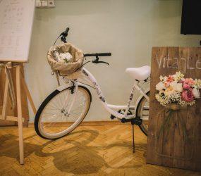 Vintage bicykel