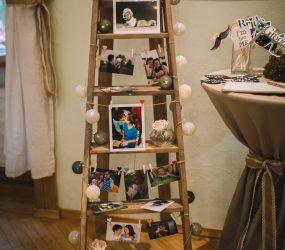 Svadobná výzdoba Lýdia Dráfiová