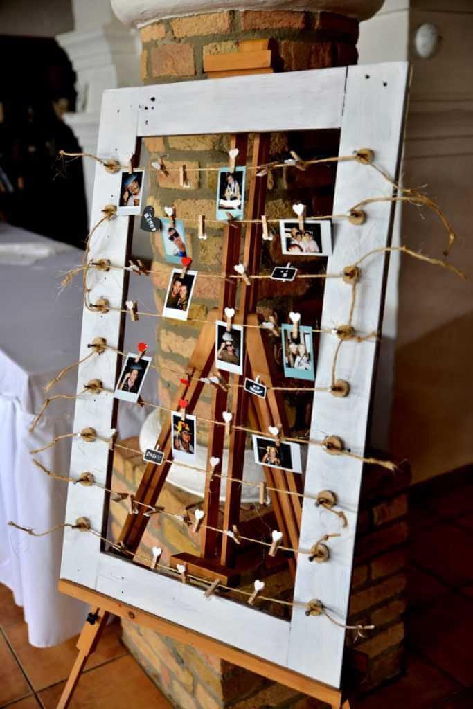 Originálne netradičné svadobné dekorácie Nové Zámky