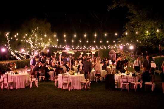 Svadobná výzdoba priestorov