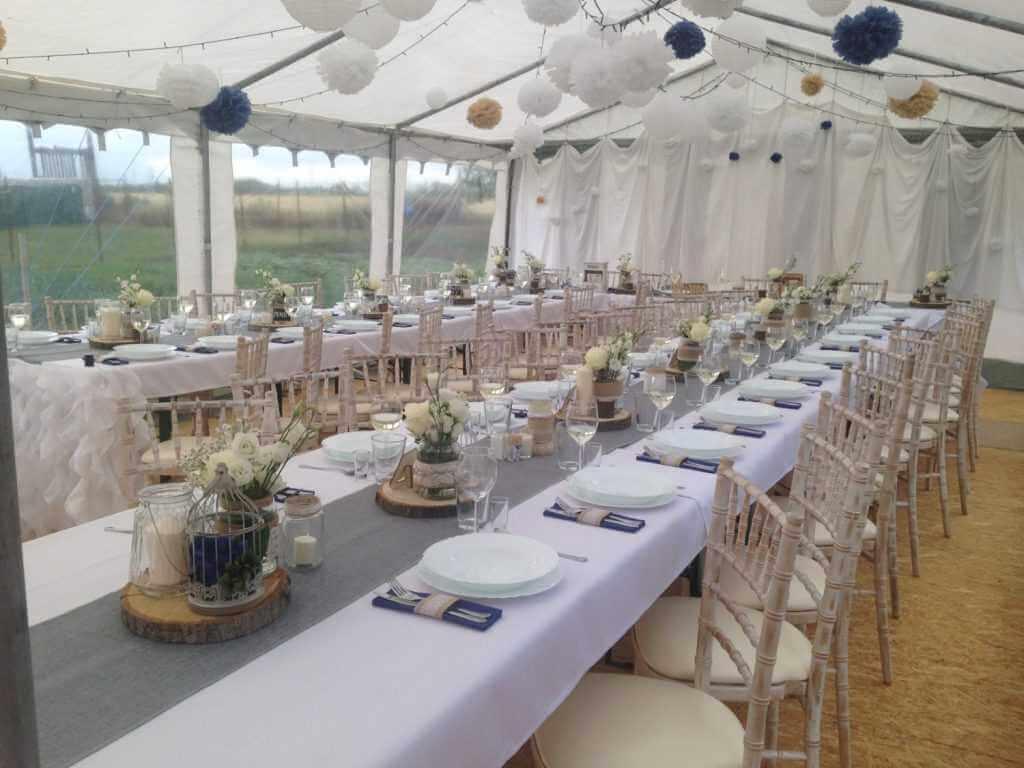 Organizovanie svadby v exteriéri