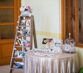 Svadobné rekvizity