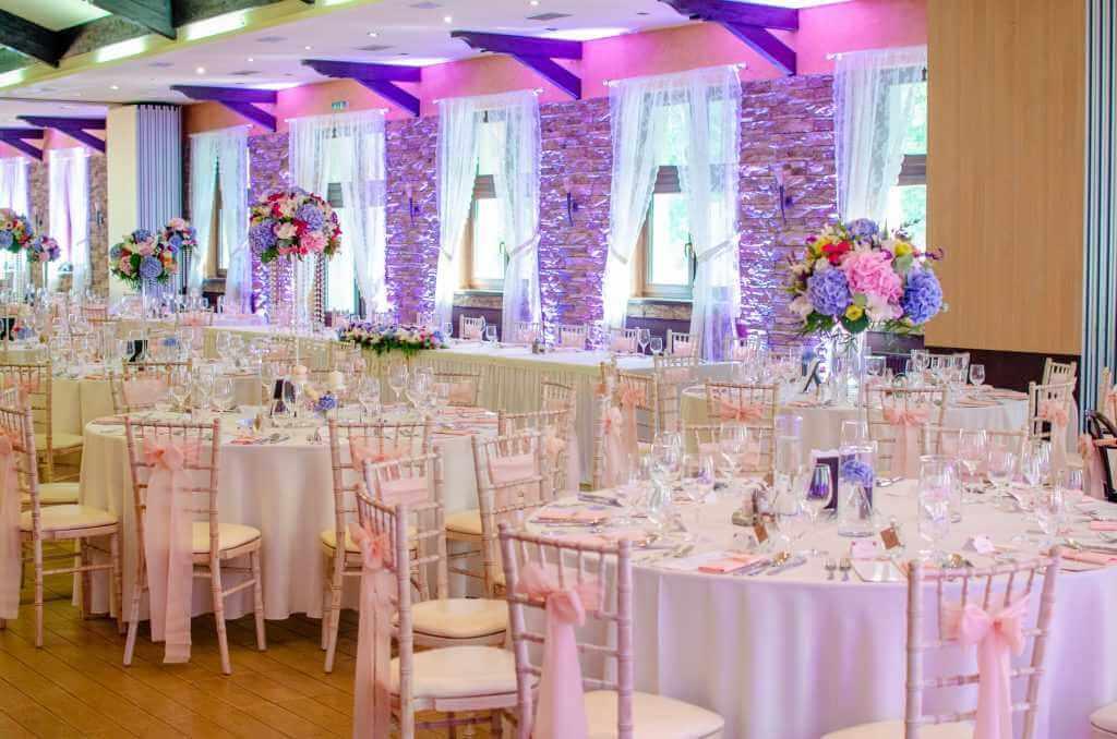 dekoračné štúdio Pretty Wedding Nové Zámky