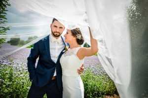 Fotografia svadobný závoj