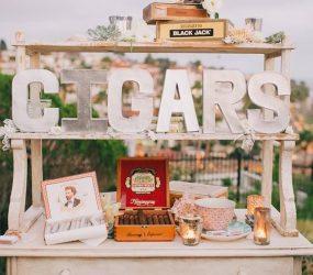 Svadobné rekvizity vintage