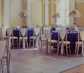 Chiavari stoličky na svadbu