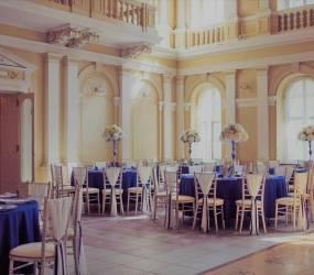 Okrúhle stoly na svadbu