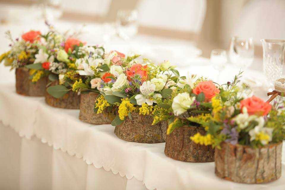 Svadobná výzdoba sály