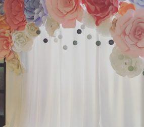 Fotostena Pretty Wedding