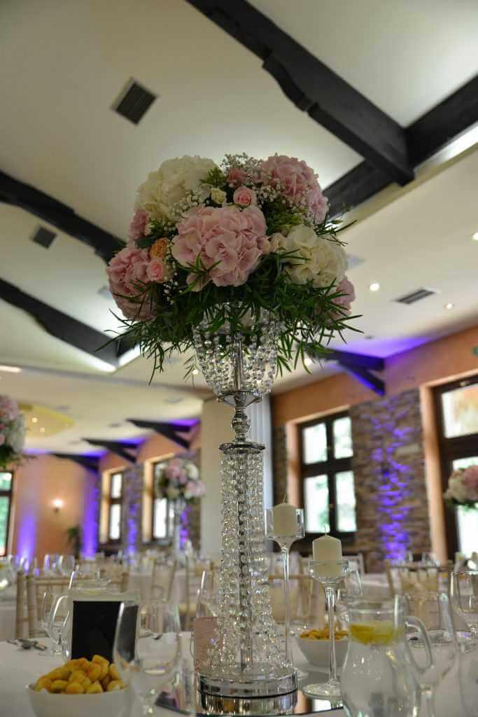 Svadobné kvety