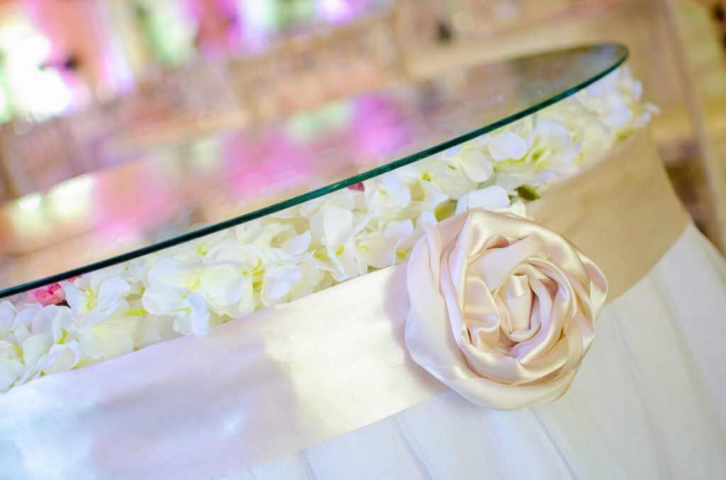 svadobná výzdoba stolov Bratislava