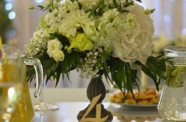 Greenevery Bohémsky štýl svadobná výzdoba Nové Zámky