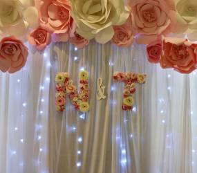 fotostena na svadbu Nitra