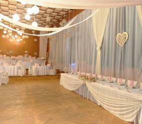 romanticka vyzdoba na svadbe Nitra