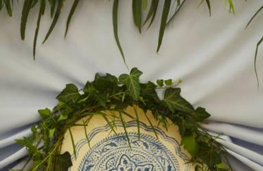 Svadobná výzdoba v bohémskom štýle Nové Zámky