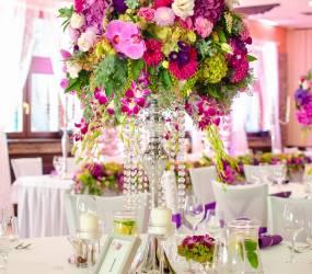 luxusna vyzdoba na svadbu Nové Zámky