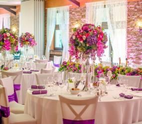 luxusna vyzdoba na svadbu Prievidza