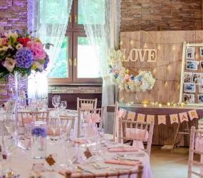 romanticka vyzdoba na svadbe Galanta