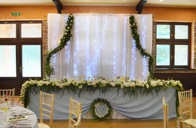 Svadobná výzdoba v štýle bohem Nové Zámky