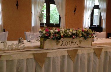 Starodávna svadobná výzdoba Nitra