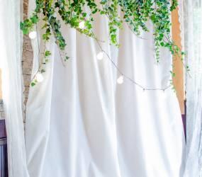 fotostena na svadbu Dvory Nad Žitavou